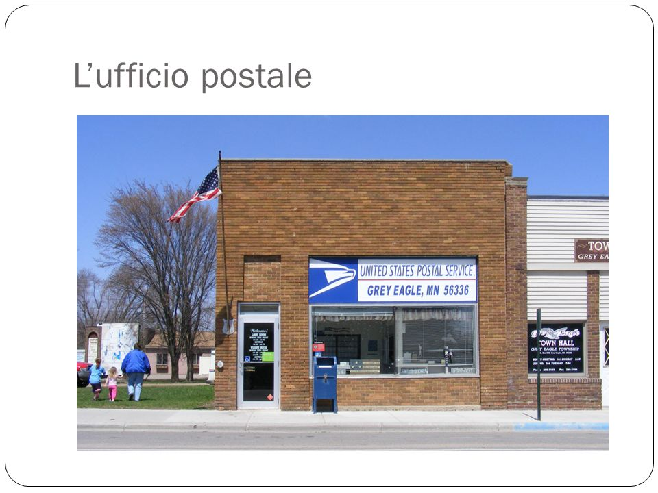 Lufficio postale