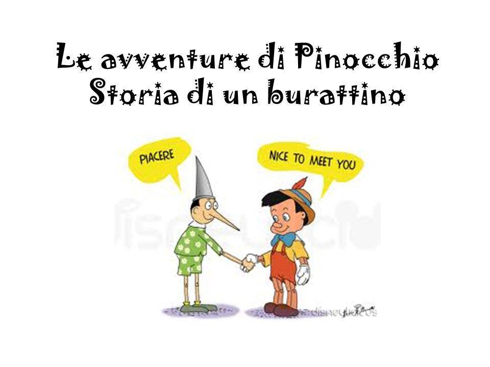 Capitolo 12: Pinocchio fa la stella del circo.