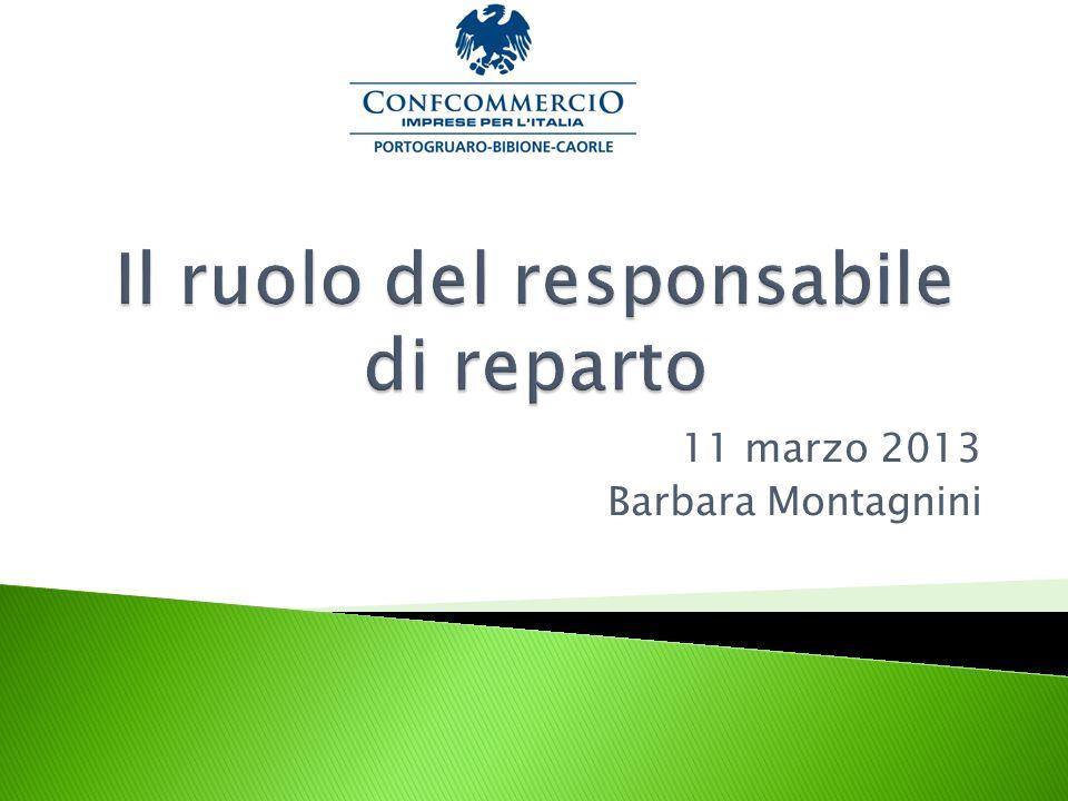 11 marzo 2013 Barbara Montagnini