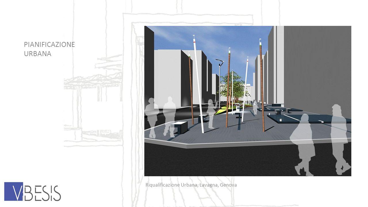 PIANIFICAZIONE URBANA Riqualificazione Urbana, Lavagna, Genova