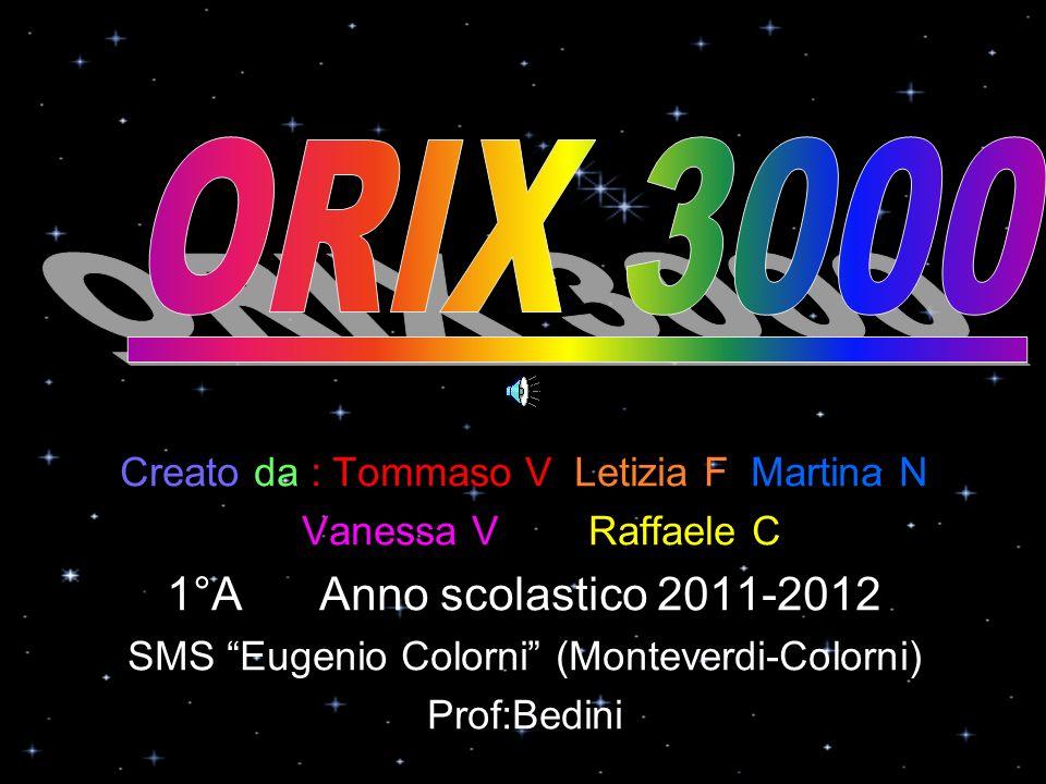 Creato da : Tommaso V, Letizia F, Martina N, Vanessa V, Raffaele C 1°A Anno scolastico 2011-2012 SMS Eugenio Colorni (Monteverdi-Colorni) Prof:Bedini