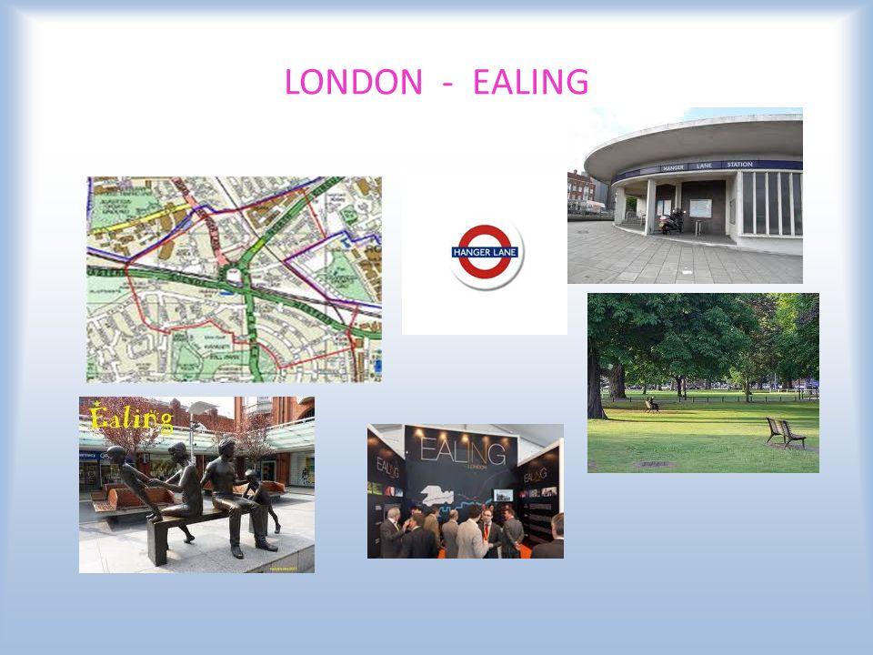 LONDON - EALING