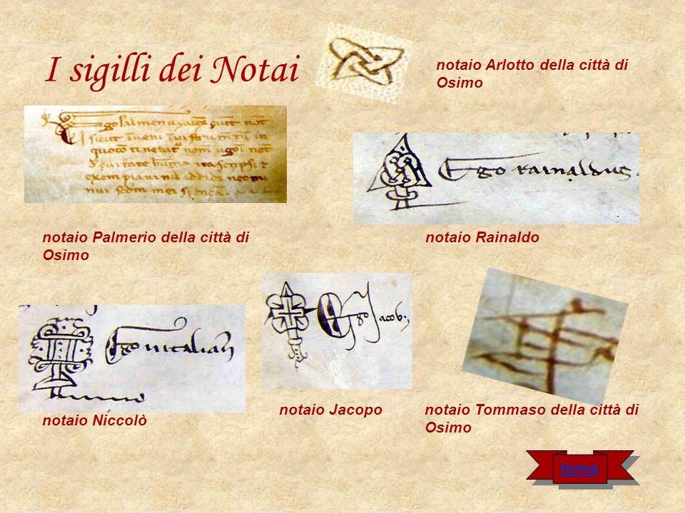 Il notaio Nel Medioevo diventare notaio non era semplice: bisognava essere residenti nel comune o figli di notai ed avere ventanni.