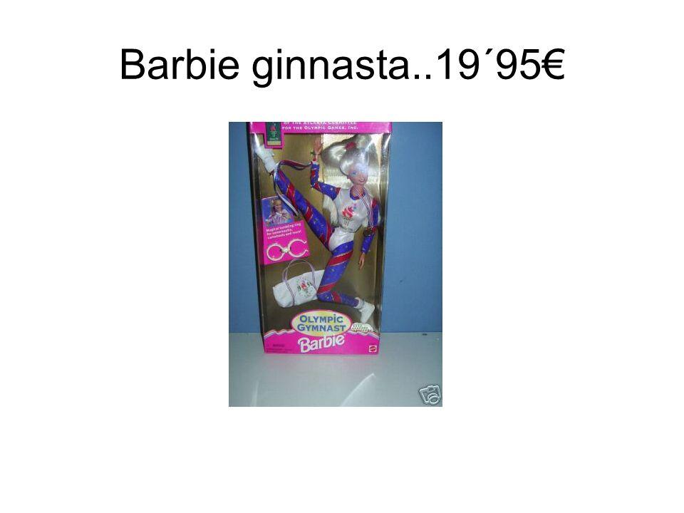 Barbie mamma…..19´95