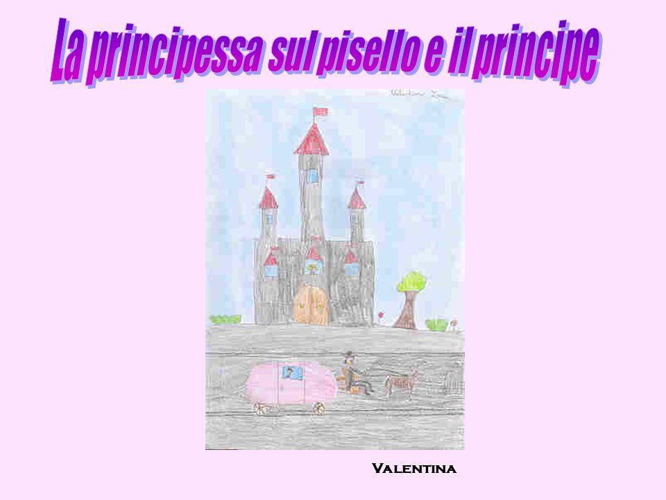 Una volta una principessa che si chiama Cenerentola andò nel bosco a raccogliere dei fiori, a un certo punto sentì una voce che diceva: