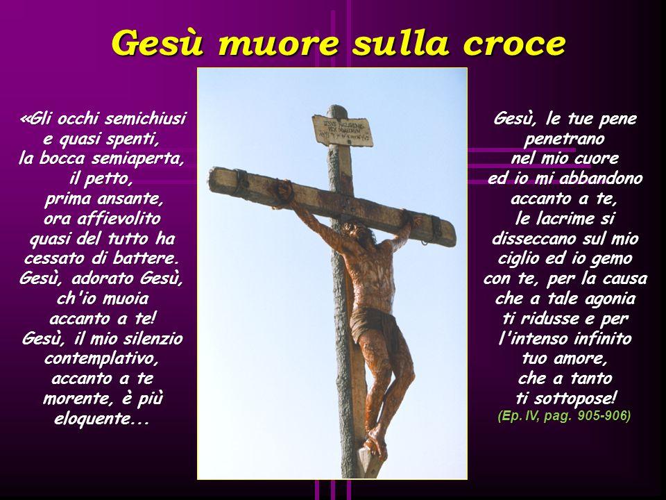 Gesù è inchiodato sulla croce Stabat Mater dolorosa iuxta crucem lacrimosa dum pendebat Filius Santa Madre io ti prego, che le piaghe del Signore, sia