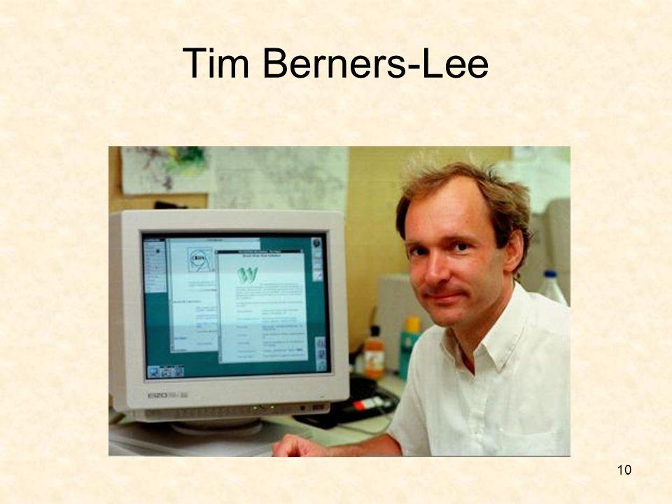10 Tim Berners-Lee