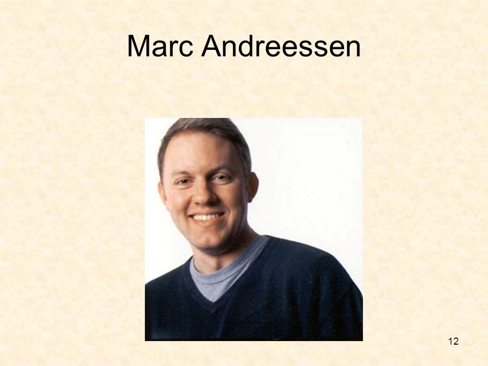 12 Marc Andreessen