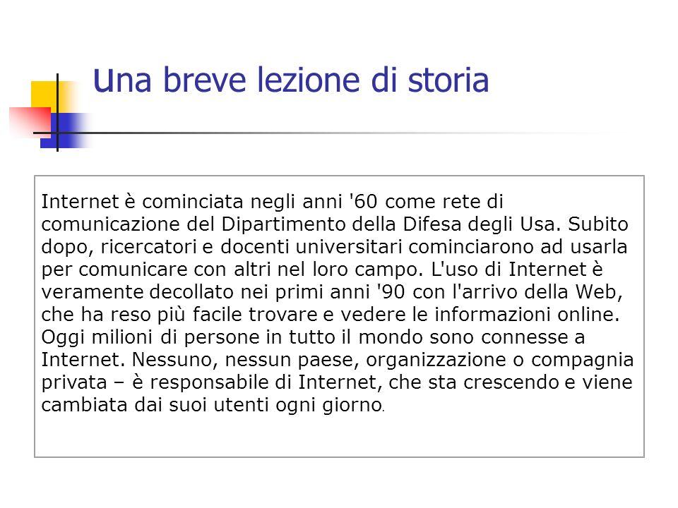 Internet Explorer da tempo offre la possibilità di filtrare i siti proprio con lo standard Icra.
