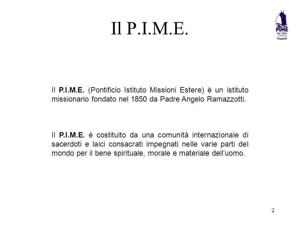 2 Il P.I.M.E.Il P.I.M.E.