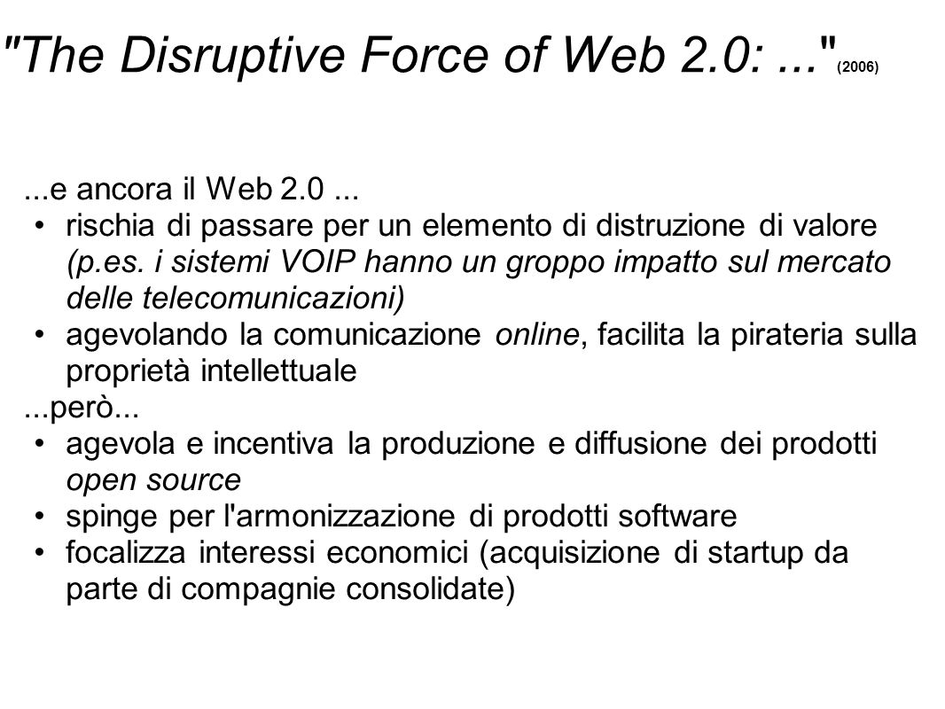 Web 2.0 in Government 3.