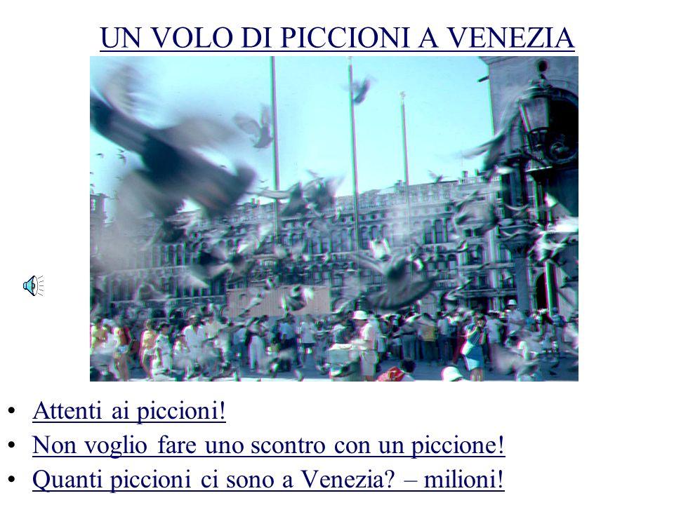 UNALTRA VISTA DI PIAZZA SAN MARCO Vedi quanta gente e quanti turisti? Il turismo e lindustria principale di Venezia; Sulla destra sono i tavolini di u