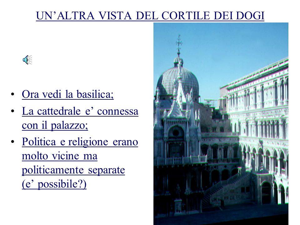 ECCO IL PORTO DI VENEZIA! Il porto e vicino a San Marco; Passate davanti al Ponte dei sospiri e siete arrivati! Puoi anche veder passare lORIENT EXPRE