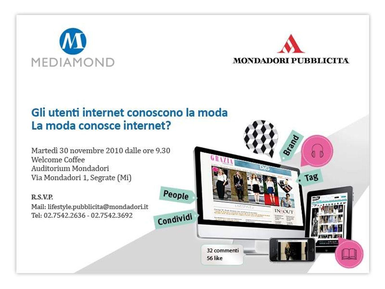 Oltre il web: Mobile Internet - il Web si muove Fonte: Nielsen Site Census – Week of Sept 13th 2010 Fruizione giornaliera per fasce orarie
