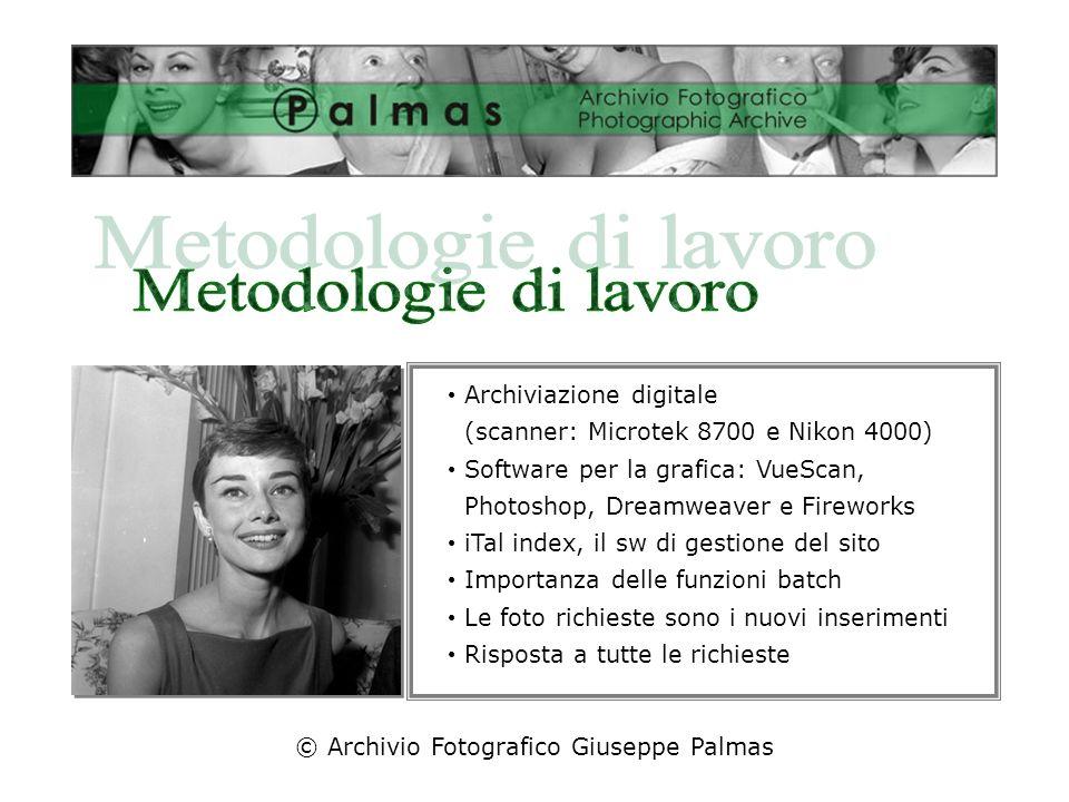 Audrey Hepburn © Archivio Fotografico Giuseppe Palmas Archiviazione digitale (scanner: Microtek 8700 e Nikon 4000) Software per la grafica: VueScan, P