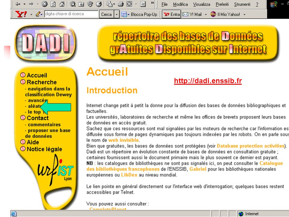 http://dadi.enssib.fr