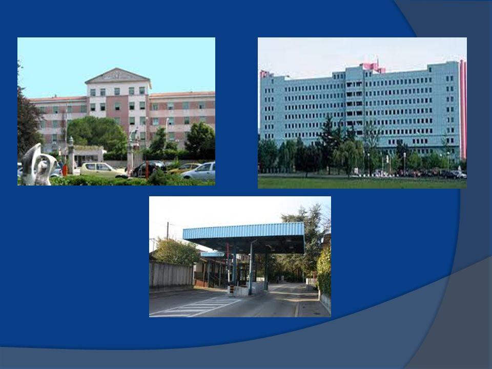 Ospedale di Gorizia Ospedale di Nova Gorica