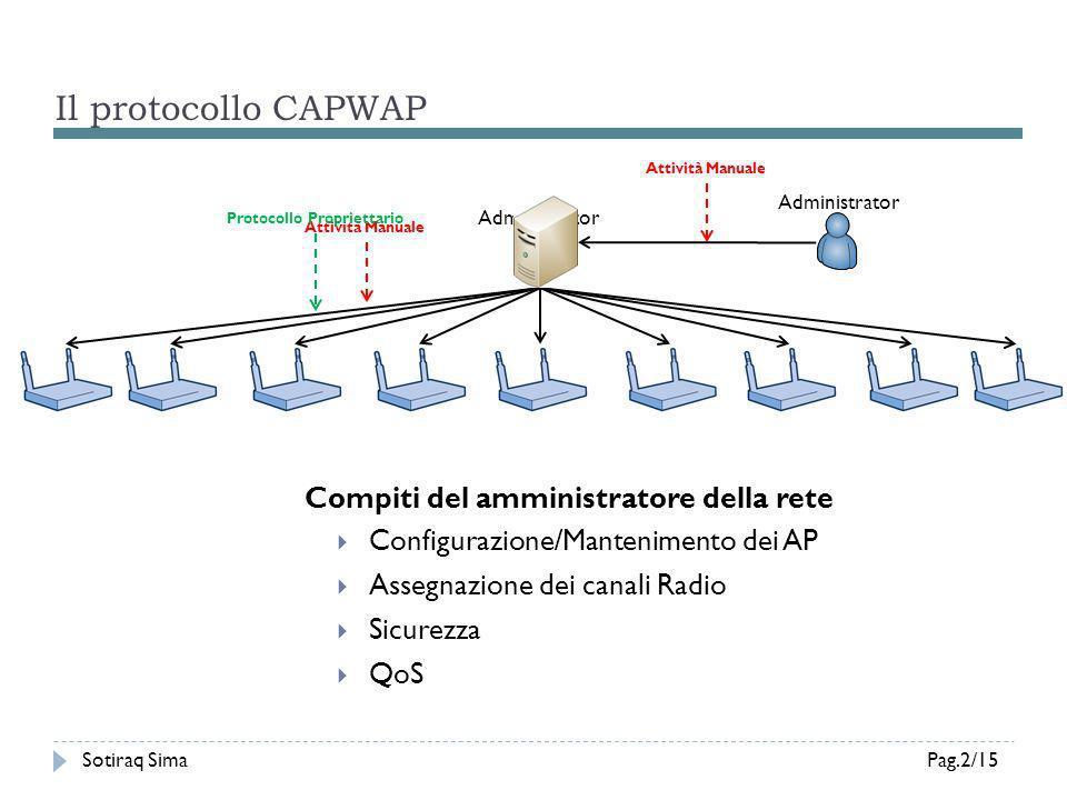 Risultati di Test (2/2) Sotiraq SimaPag.13/15 WTP wlan0 AC eth0 tap0 100Mbps Tot.