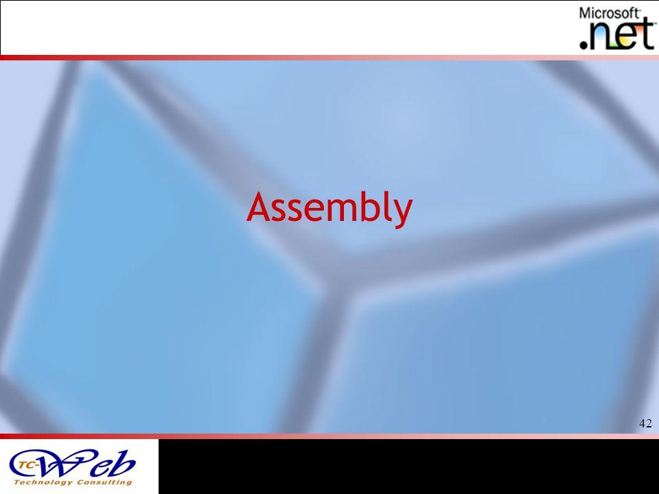 42 Assembly