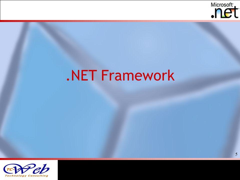5.NET Framework