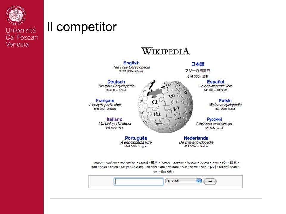 Il competitor