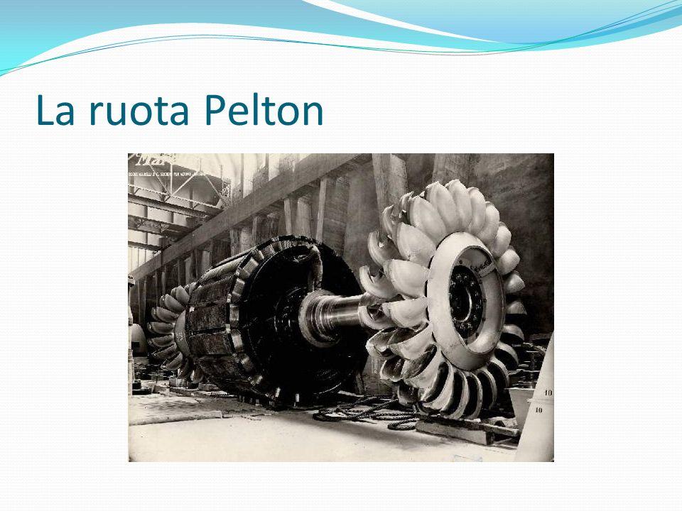 La ruota Pelton