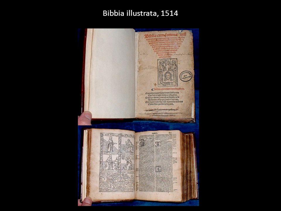 Bibbia illustrata, 1514