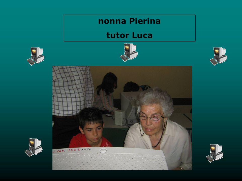 tutor Alessia ospite la mamma
