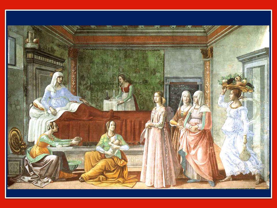 Solennità della Nascita di San Giovanni Battista Solennità della Nascita di San Giovanni Battista