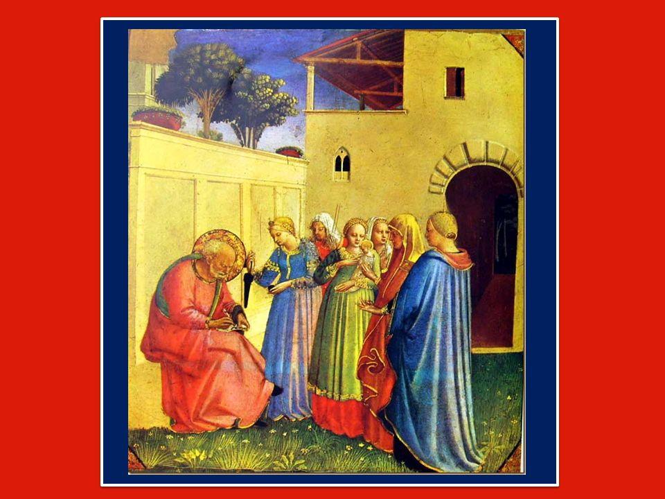 Fin dal grembo materno, infatti, Giovanni è il precursore di Gesù: il suo prodigioso concepimento è annunciato dall'Angelo a Maria come segno che «nulla è impossibile a Dio» (Lc 1,37), sei mesi prima del grande prodigio che ci dà salvezza, l'unione di Dio con l'uomo per opera dello Spirito Santo.
