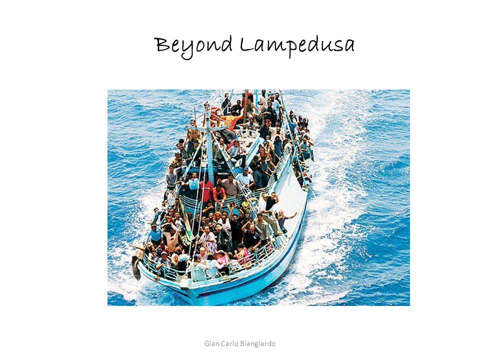 Beyond Lampedusa Gian Carlo Blangiardo