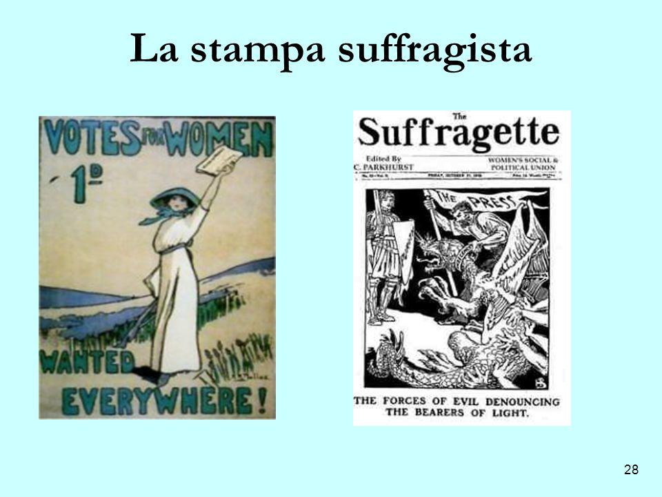 28 La stampa suffragista