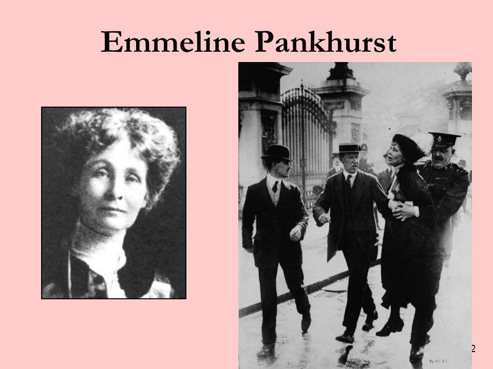 32 Emmeline Pankhurst