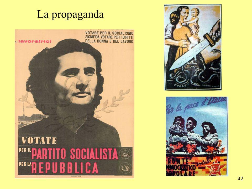 42 La propaganda