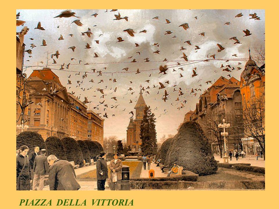 PIAZZA DELLA VITTORIA ( RIVOLUZIONE DEL 1989 )