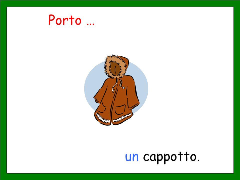 Porto … un cappotto.