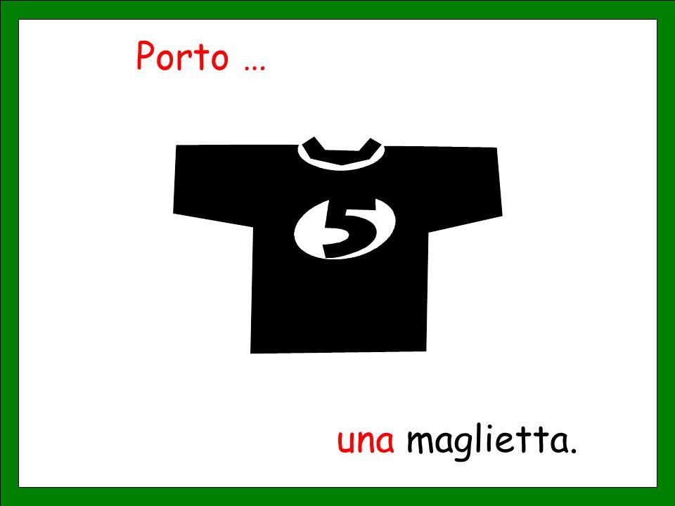 Porto … una maglietta.