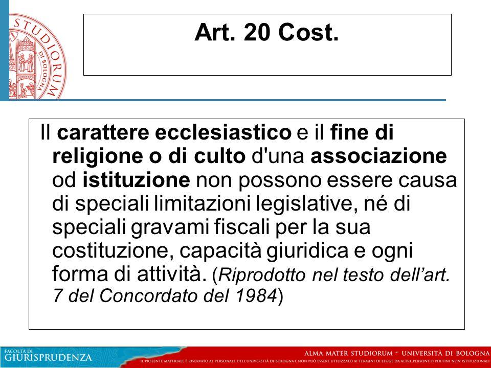 Art.20 Cost.