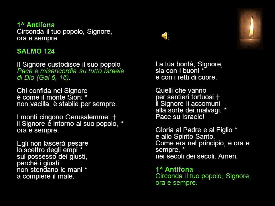 11 AGOSTO 2015 MARTEDÌ - III SETTIMANA DEL SALTERIO DEL T.