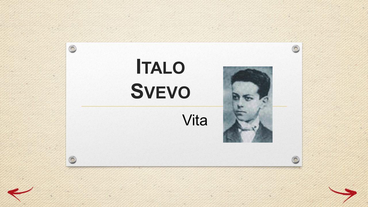 Nato a Trieste il 19 dicembre 1861, cambiò in seguito il suo nome in Ettore Schmitz e a seguire lo italianizzò definitivamente in Ettore Samigli in seguito all annessione all Italia della Venezia Giulia.