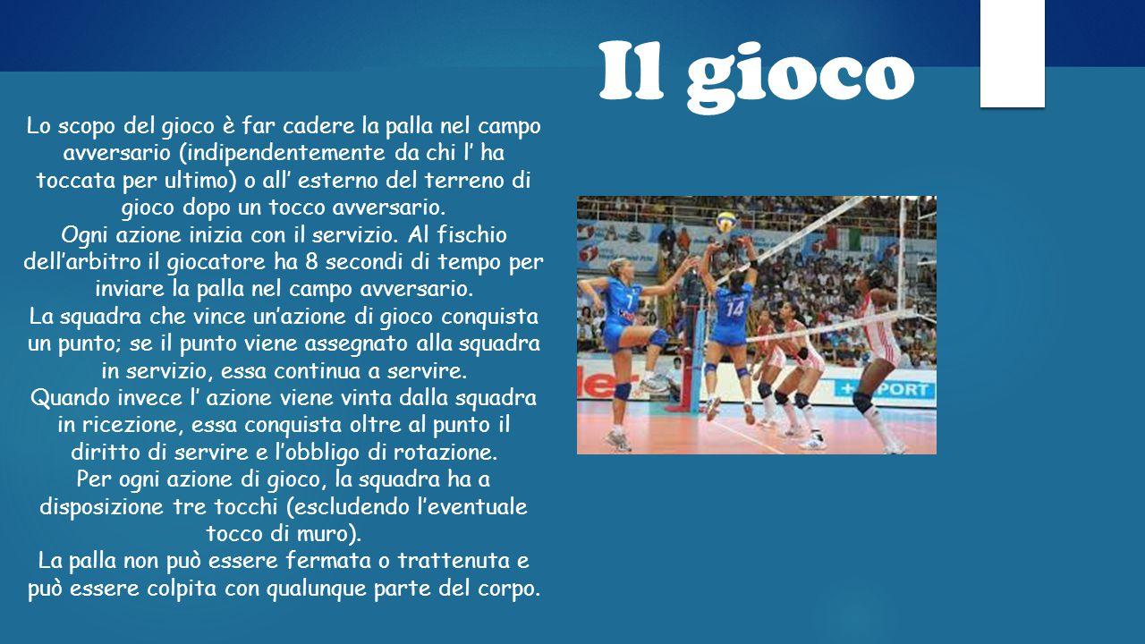 I Ruoli Nella pallavolo esistono diversi ruoli, eccoli nelle pagine seguenti ;)