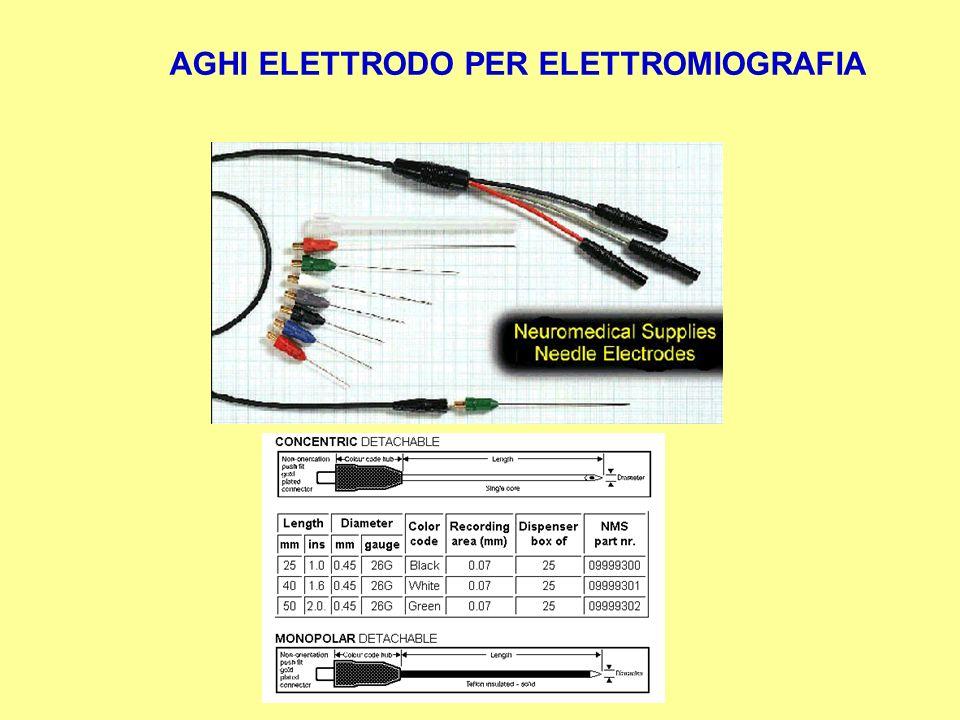 SISTEMA MOTORIO: ESAMI STRUMENTALI ELETTROMIOGRAFIA (Analisi della funzione muscolare e dell'accoppiamento neuromuscolare) ELETTRONEUROGRAFIA ( analis