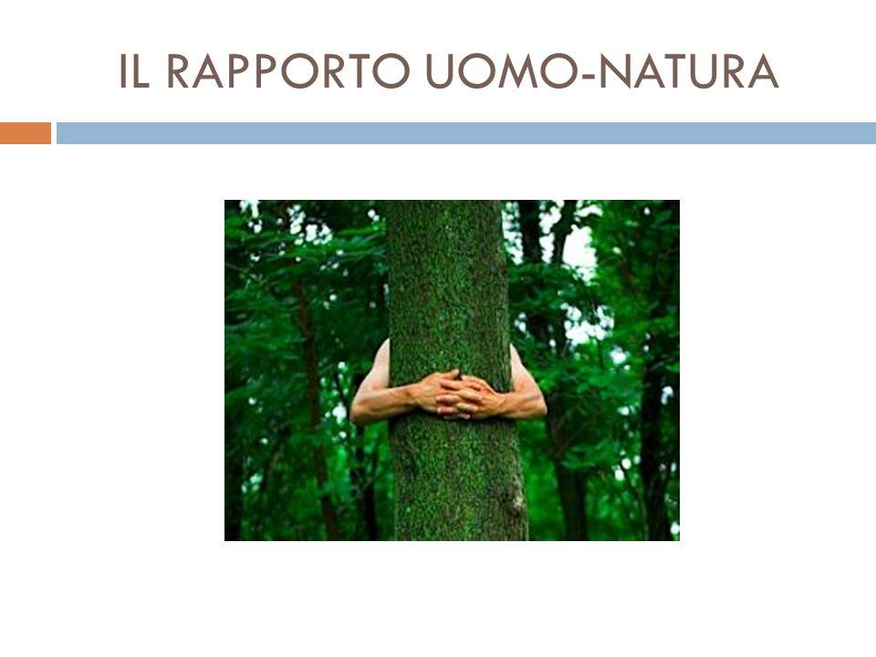 Se è vero infatti che anche noi siamo parte dell'ambiente, è altrettanto vero che molti dei problemi ambientali hanno una causa umana.