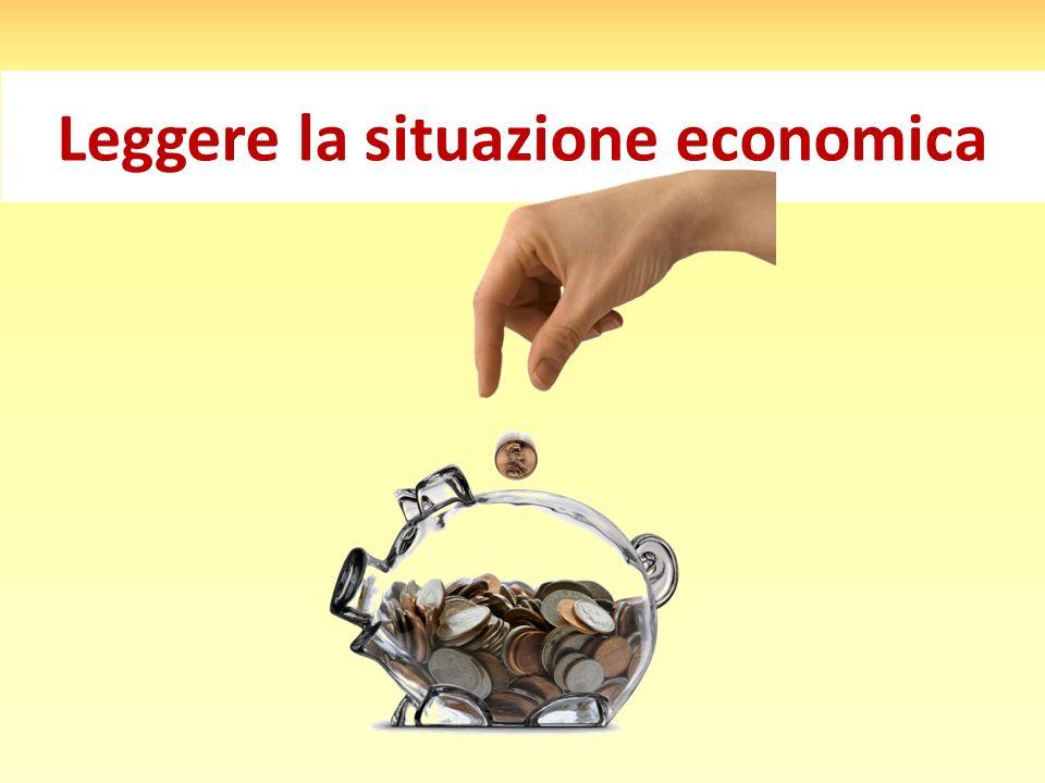 Leggere la situazione economica