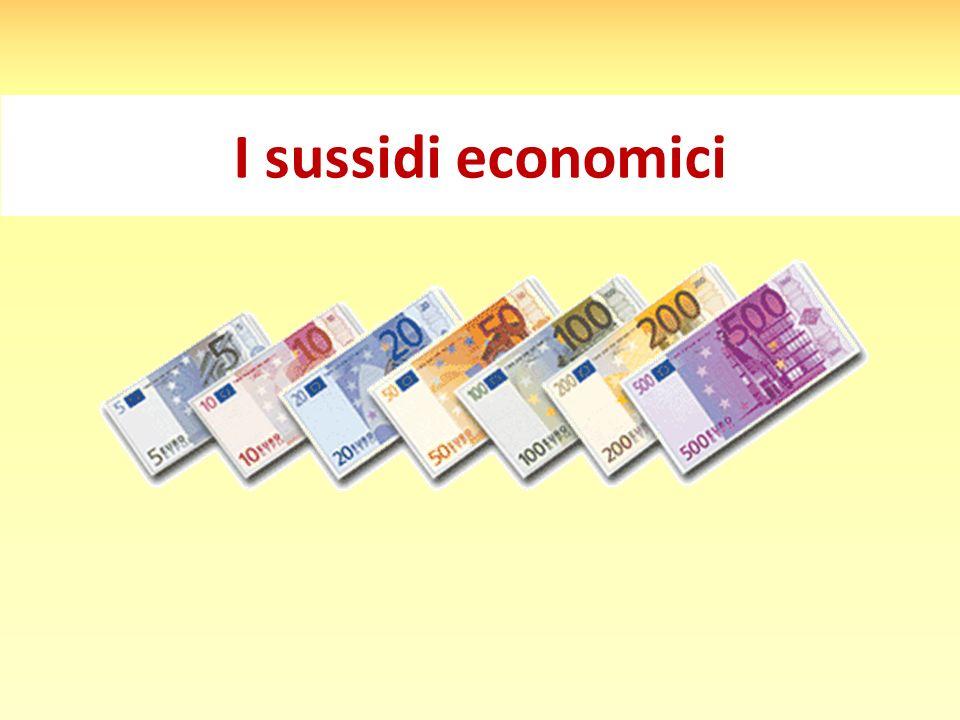 I sussidi economici