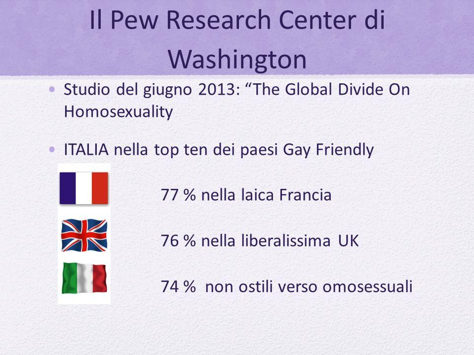 PILASTRI della ns costituzione Dire : Sostenere che omosessualità è atteggiamento disordinato o citare San Paolo che parla di grave depravazione.