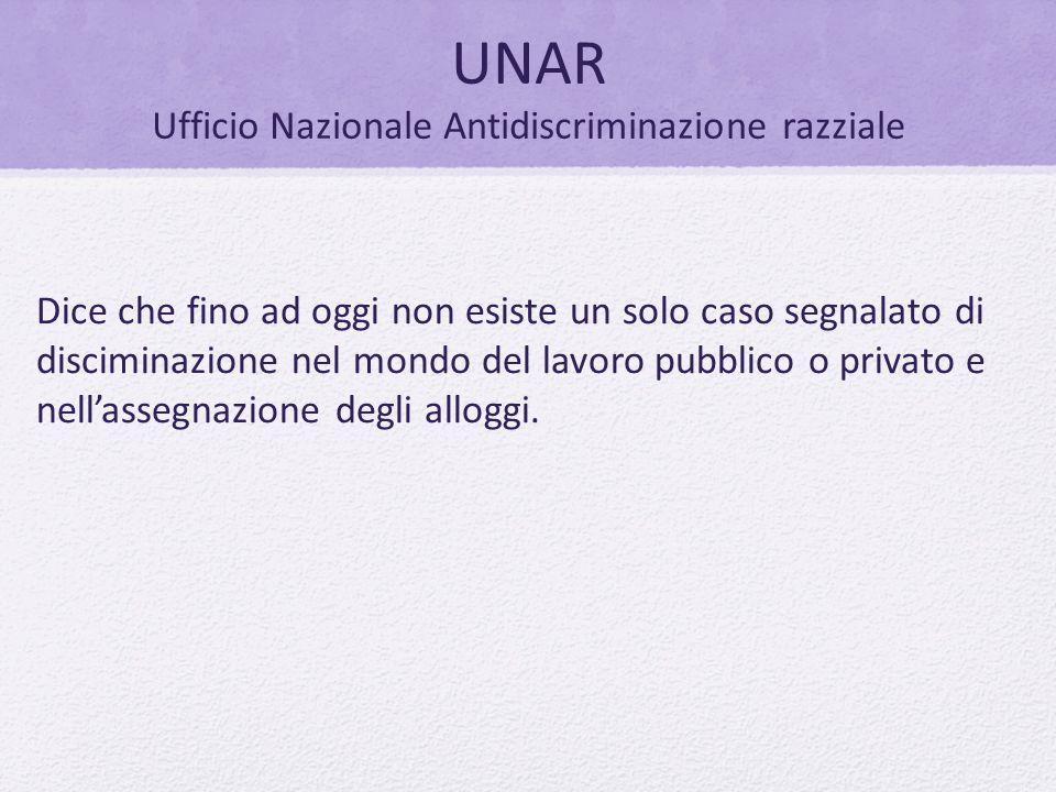 OSCAD Osservatorio per la sicurezza contro gli atti discriminatori Dicembre 2013 Alla Commissione Giustizia del senato grazie a Carlo Giovanardi Riferisce con un documento : In 3 anni dal 2010 al 2013 84 segnalati no accert.