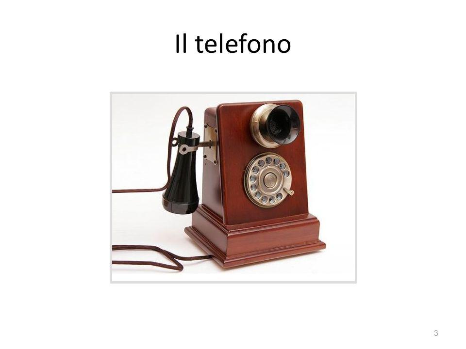 Il telefono 3