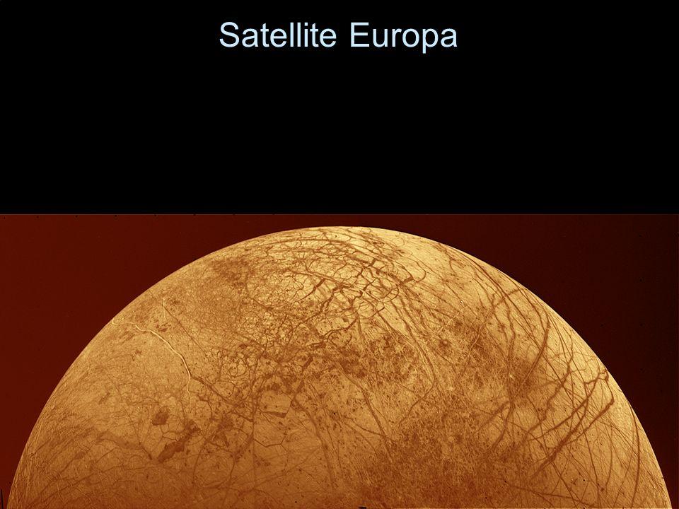 Satellite Europa