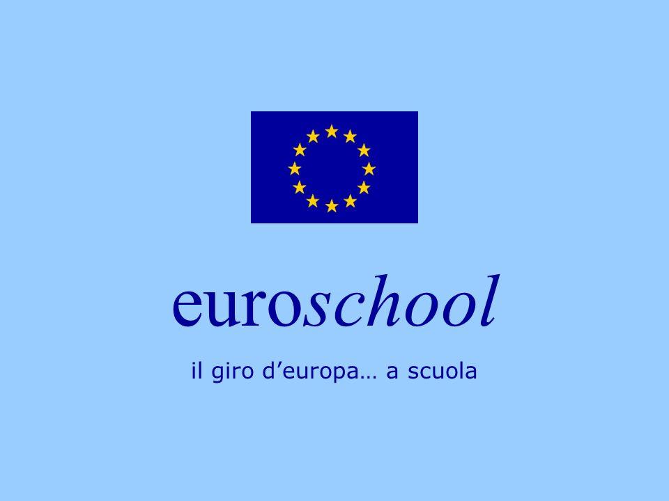 euroschool il giro d'europa… a scuola